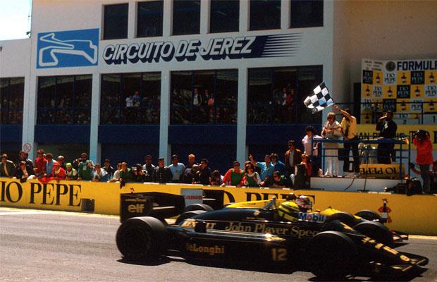 F1 Ayrton Senna vs Nigel Mansell