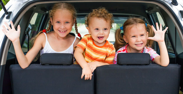 Car Hire With Children