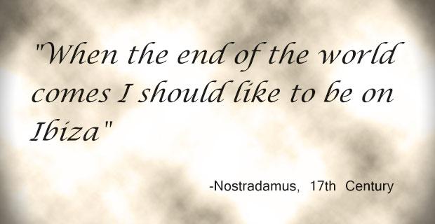 Nostradamus Ibiza