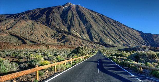 Teide Road