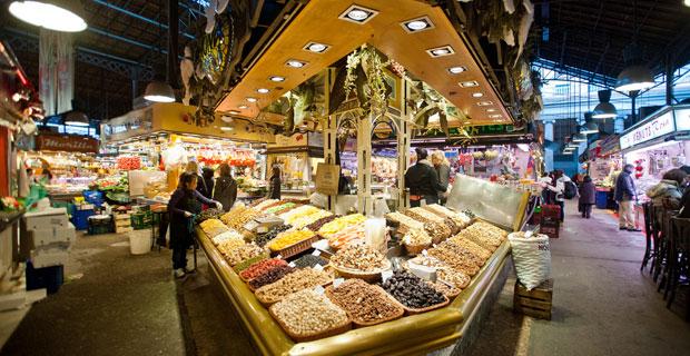 Boqueria Market, Girona