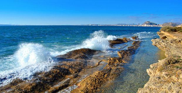 Cabo de la Huerta - Calas, Alicante