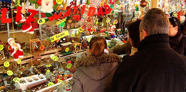 Granada christmas market