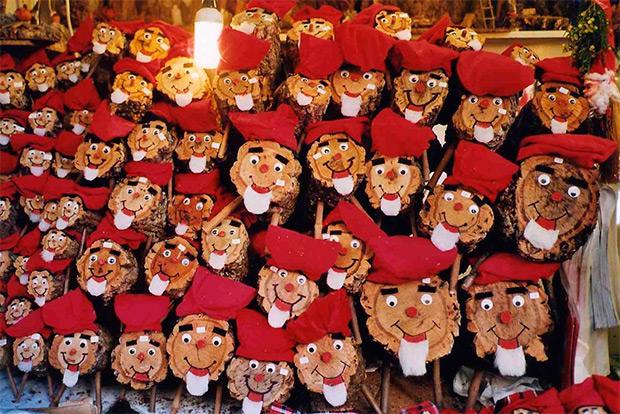 Barcelona Christmas market