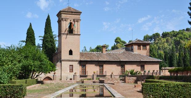 Parador of La Alhambra, Granada